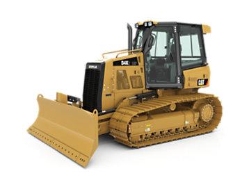 Tractores de cadenas Cat®
