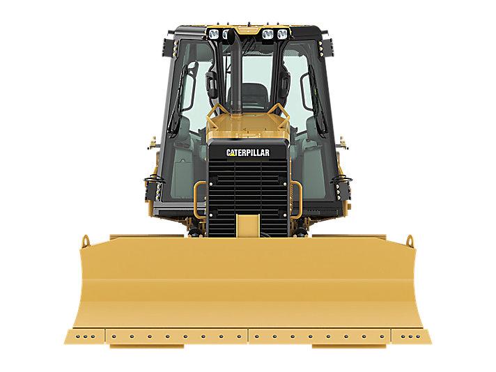 Tractor de Cadenas D4K2