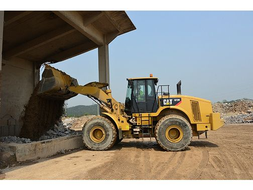 966H - Medium Wheel Loaders