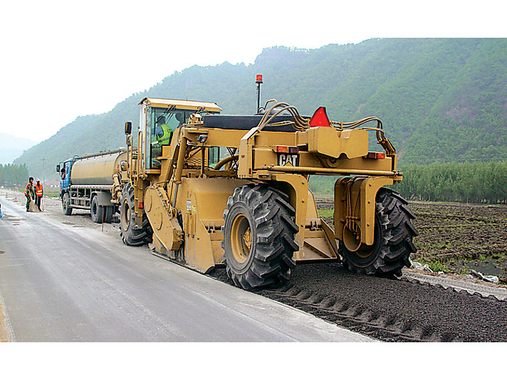 RM500 Road Reclaimer