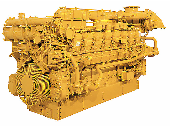Synthetic Vs Regular Oil >> Cat | Cat ® 3516 Industrial Diesel Engine | Caterpillar
