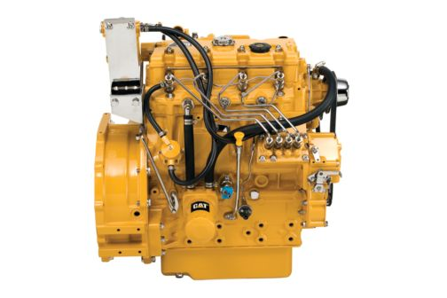 3054C - Industrial Diesel Engines - Lesser Regulated & Non-Regulated