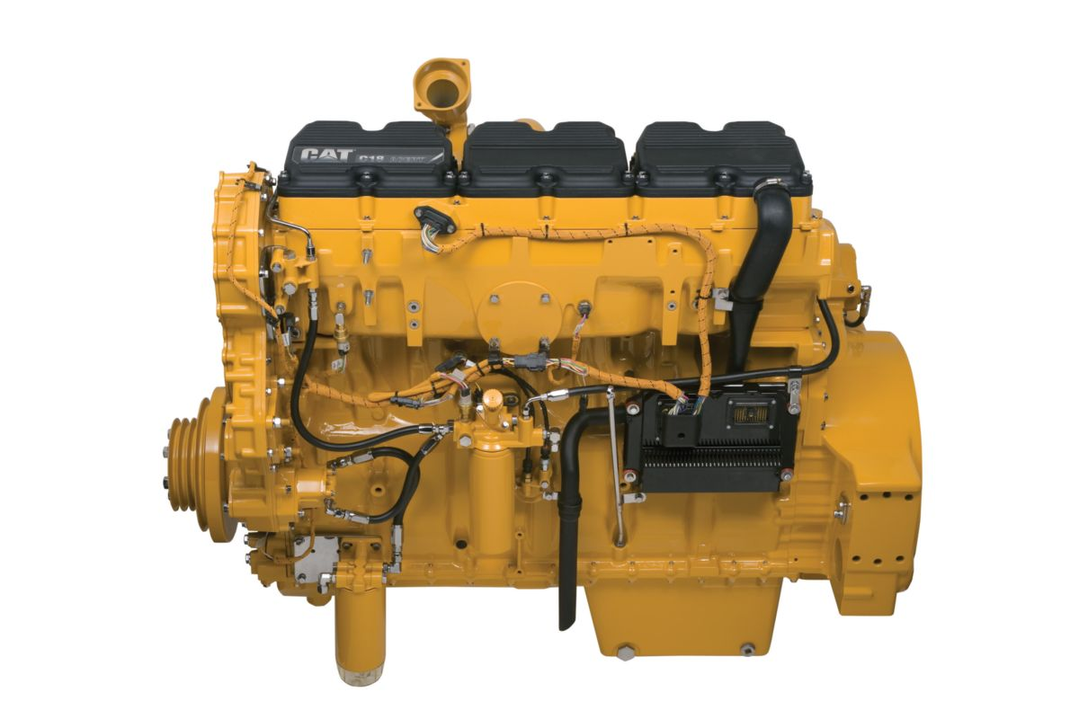 C18 ACERT™ LRC Diesel Engines - Lesser Regulated & Non-Regulated