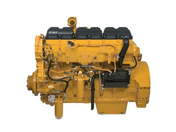 C18 ACERT™ - Industrial Diesel Engines - Lesser Regulated & Non-Regulated