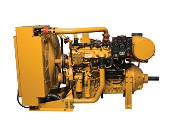 C7 - Industrial Diesel Power Units - Lesser Regulated & Non-Regulated