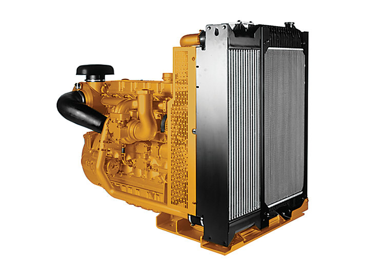 Unidade de Energia Industrial C6.6 ACERT™ LRC Unidades de Energia Diesel - Menos regulamentadas e não regulamentadas