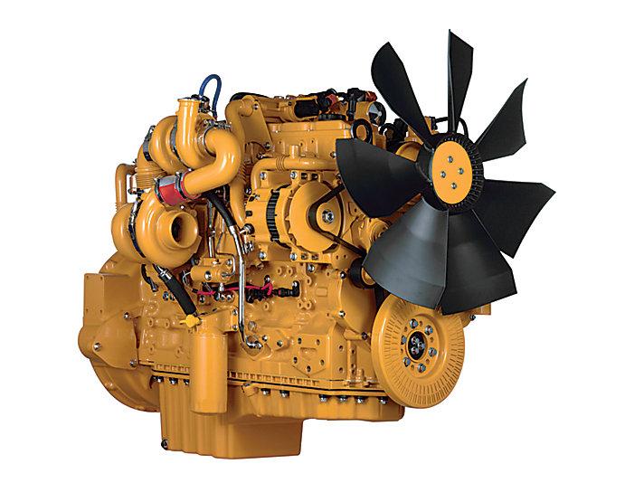 C7.1 ACERT LRC Diesel Engines - Lesser Regulated & Non-Regulated
