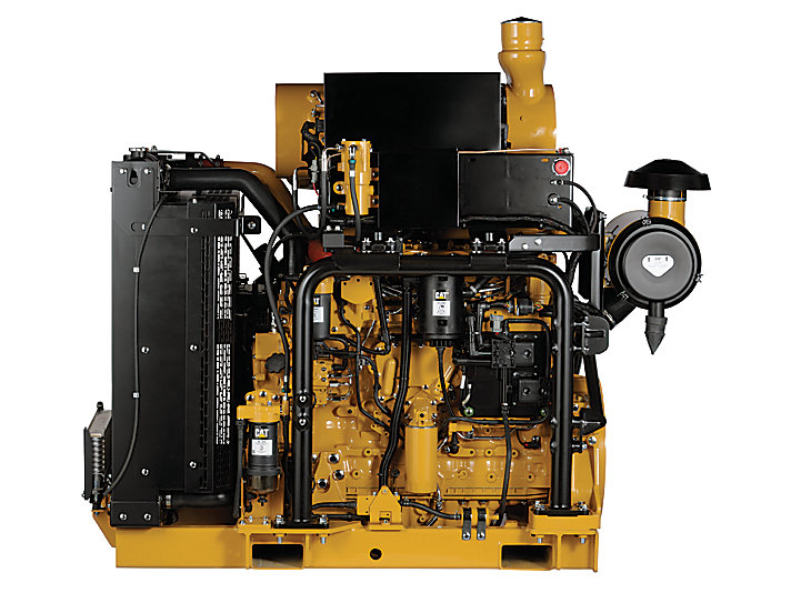C7.1 ACERT™ Tier 4 Industrial Power Unit Diesel Power Units - Highly Regulated