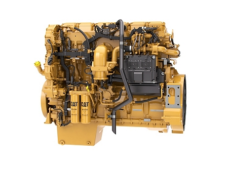 C15 ACERT™ Tier 4 Diesel Engine