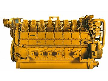 3606 - Industrial Diesel Engines - Lesser Regulated & Non-Regulated
