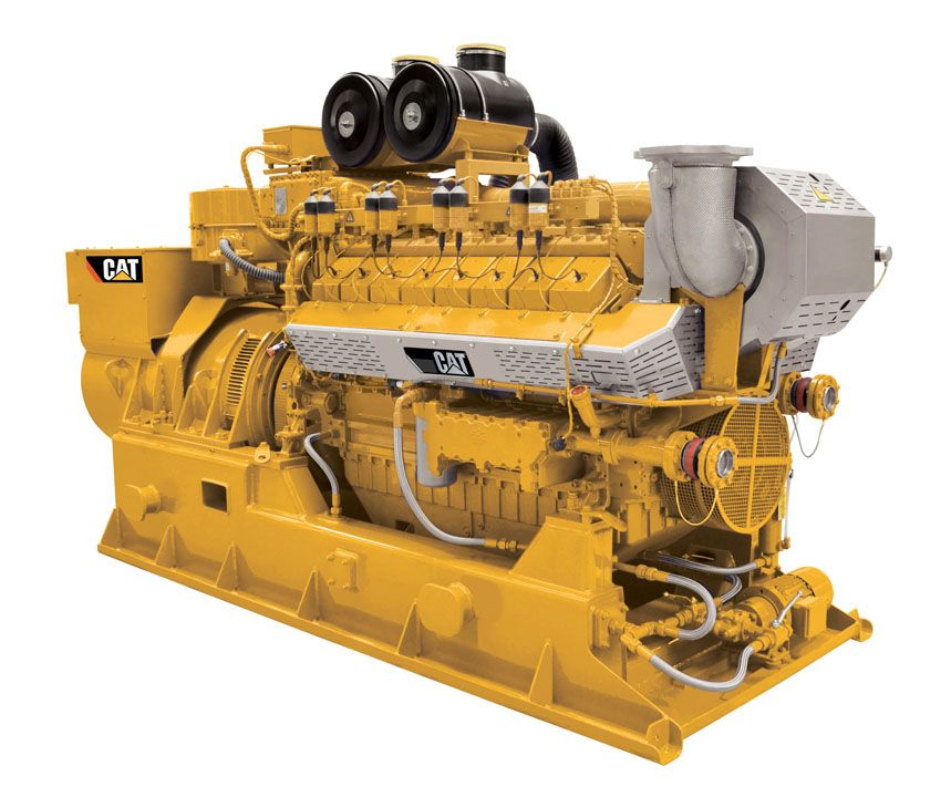 CG132-16  Gas Generator Sets