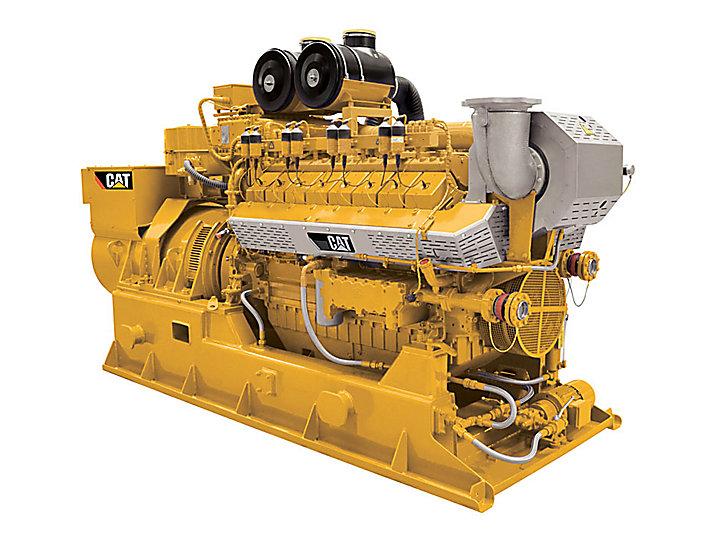 CG132-16ガス発電装置