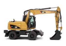 M313D Wheel Excavators