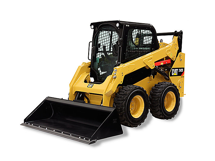 Skid Steer Loader 242D