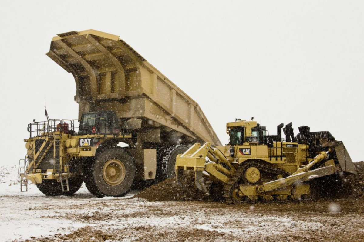 Cat D10T2 Large Dozer - Gmmco