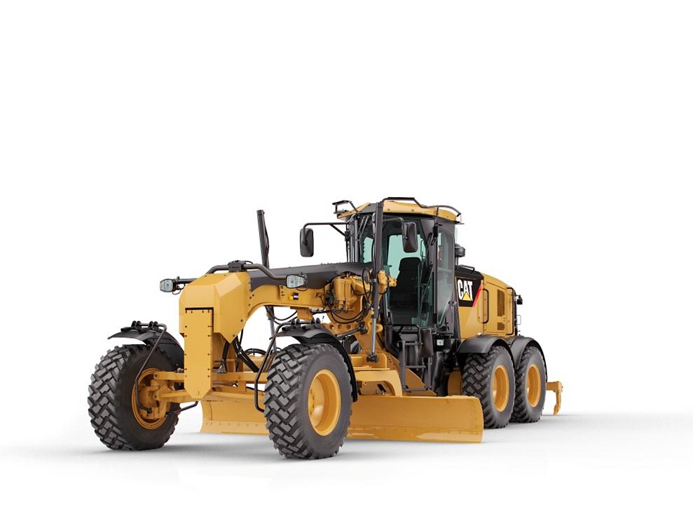 New 160m Awd Motor Grader For Sale Whayne Cat