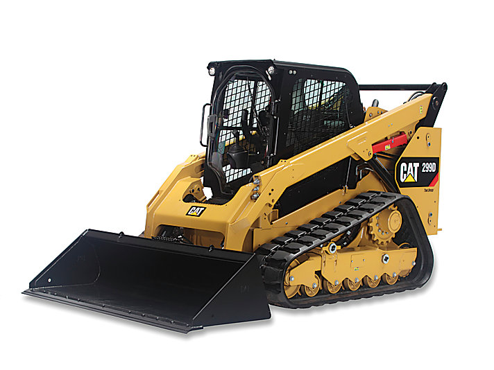 299D Compact Track Loader