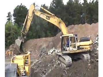 Excavadora Hidráulica 325L