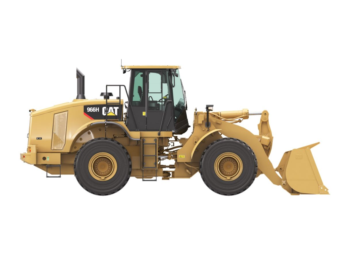 966H Medium Wheel Loader