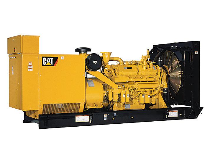 Grupos Electrógenos Diesel 3412C