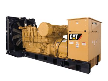 3512A (50 Hz) - Diesel Generator Sets