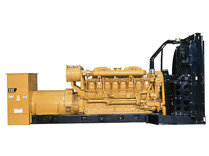 Grupos Electrógenos Diesel 3516A