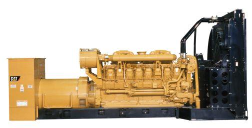 3516A (50 Hz) - Diesel Generator Sets