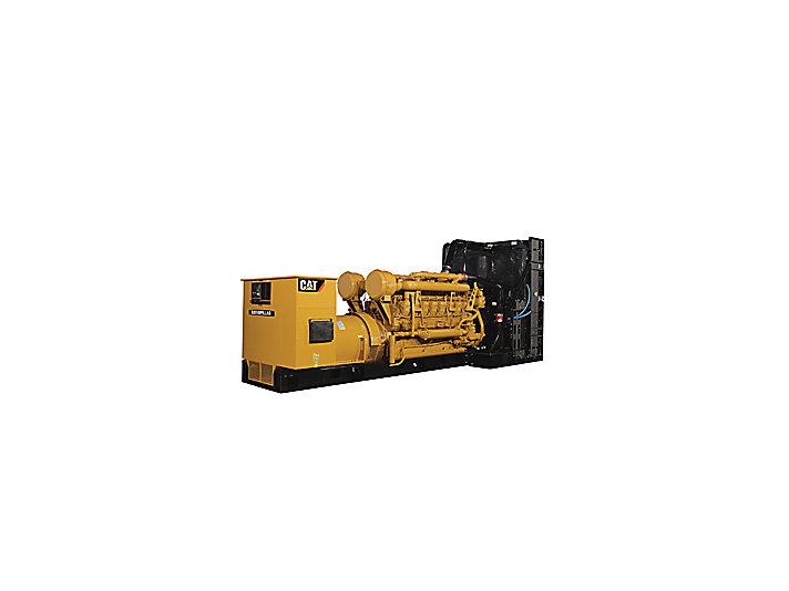 Grupos Electrógenos Diesel 3516C