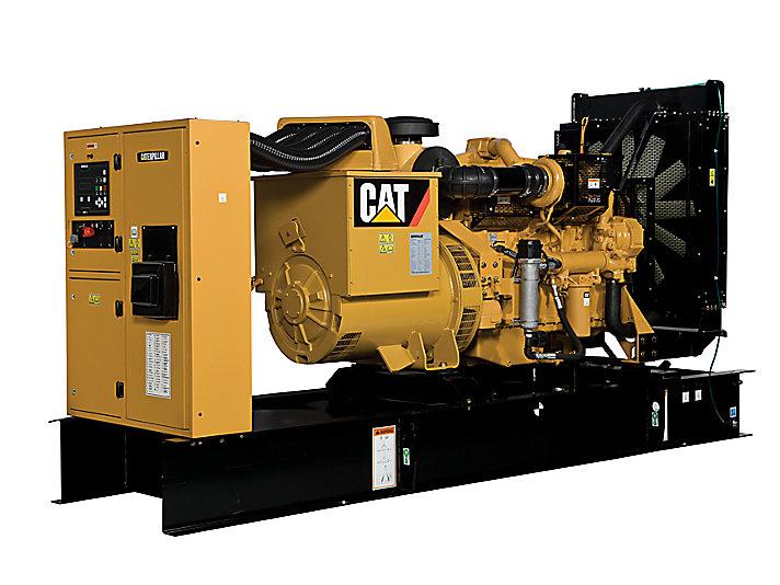 3406C Diesel Generator Sets