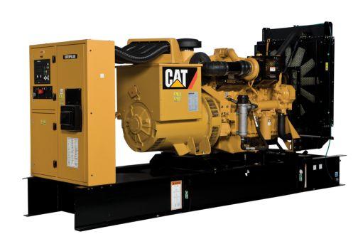 3406C (50 Hz) - Diesel Generator Sets