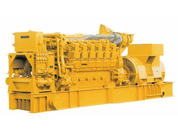 3612 (50 Hz) - Diesel Generator Sets