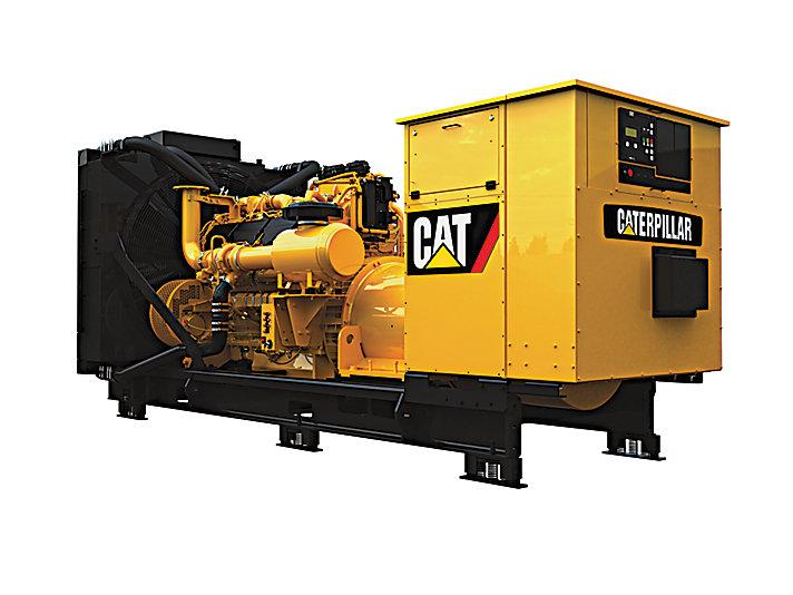 Grupos Electrógenos Diesel C27