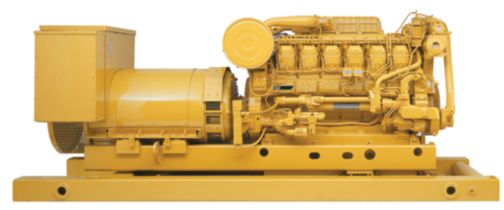 3512B - Offshore Generator Sets
