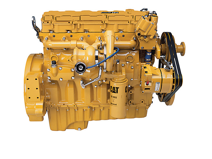 C9 ACERT™ Dry Manifold Engine  Well Servicing Engines