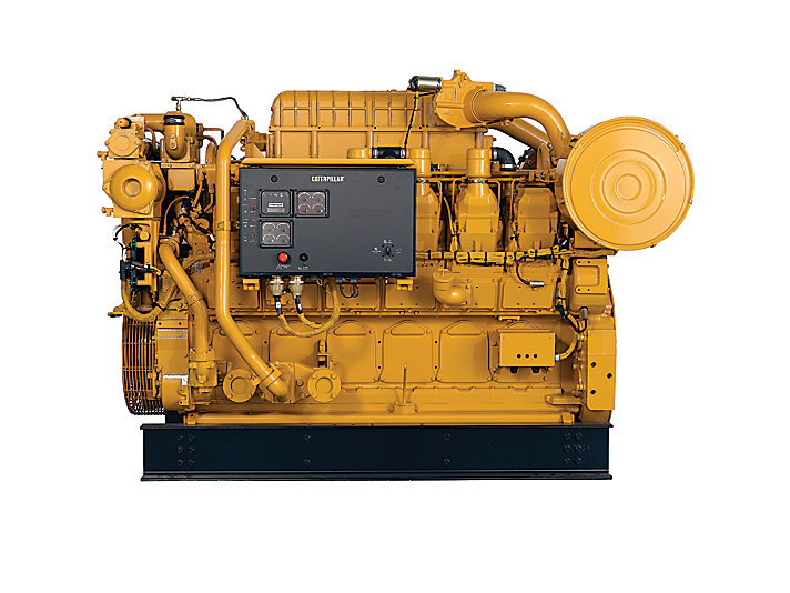 Land Mechanical Engines