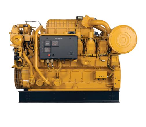 3512C - Land Mechanical Engines