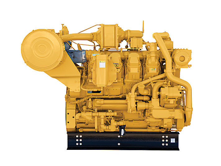 G3508B LE Gas Petroleum Engine Gas Compression Engines