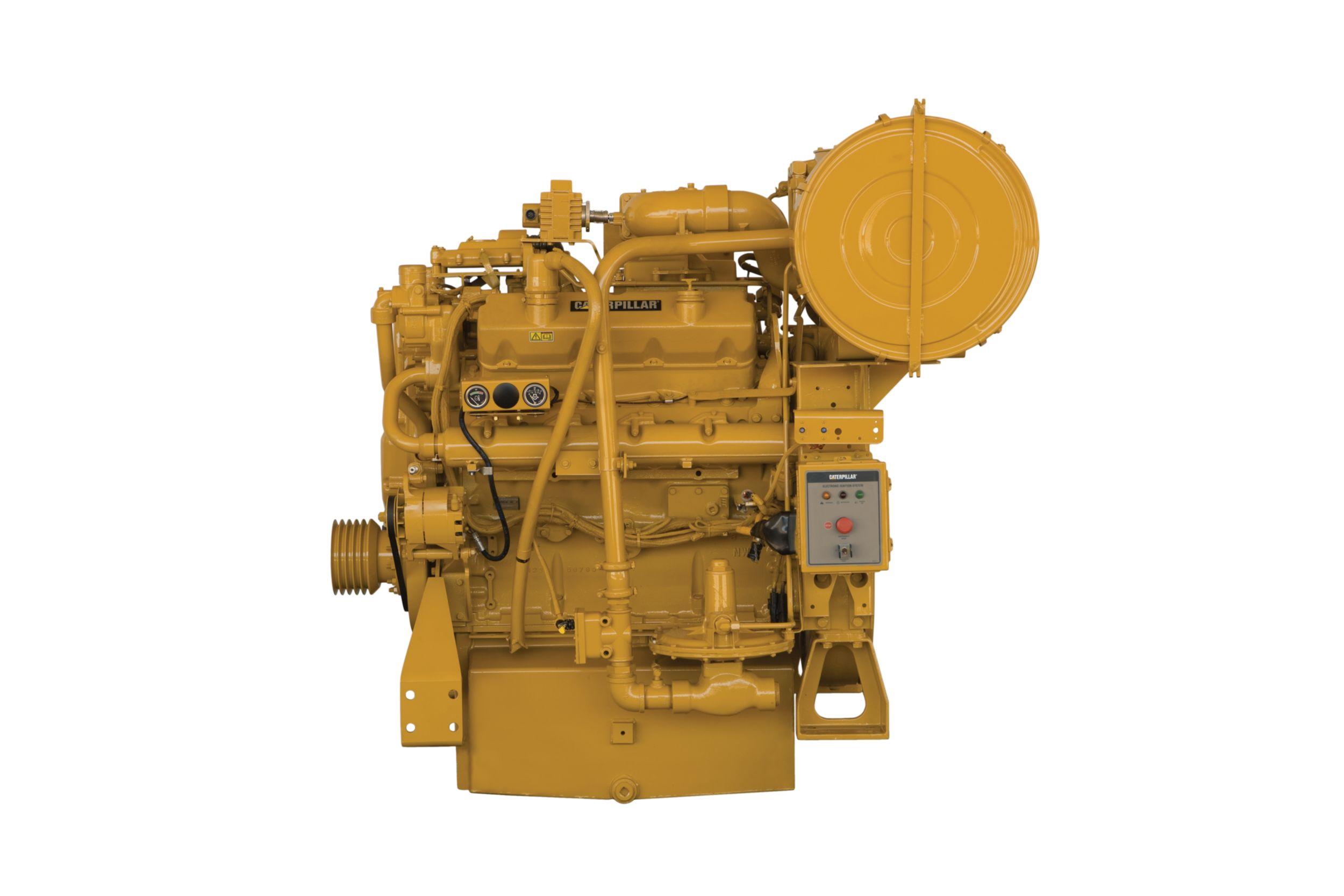 G3408C Low Emissions Gas Petroleum Engine  Gas Compression Engines