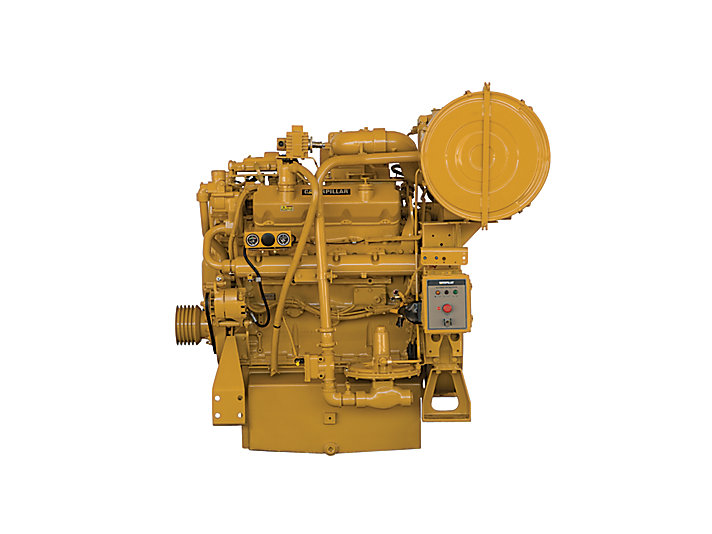 G3408C Low Emissions Gas Petroleum Engine  Gas Compression Engines