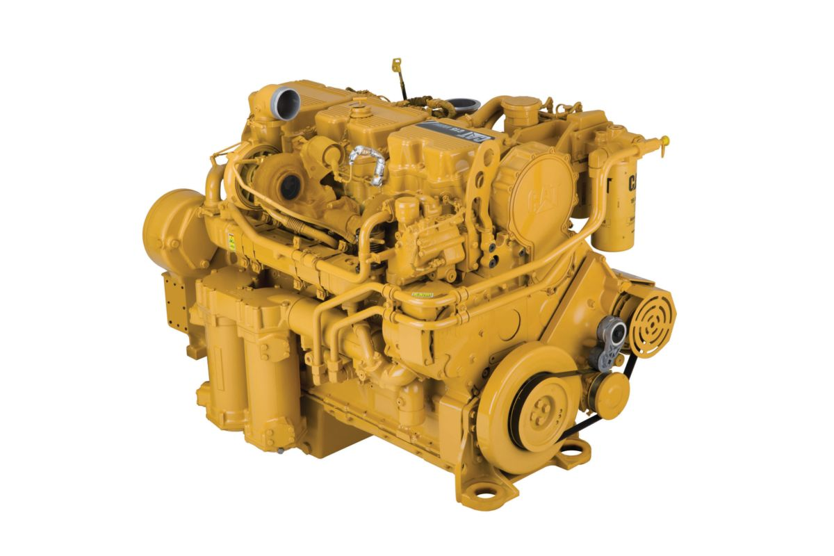 C15 ACERT™ Tier 4 Interim Engine