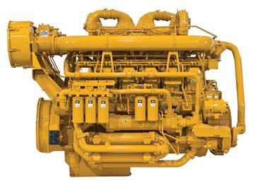 3512B - Industrial Diesel Engines - Lesser Regulated & Non-Regulated