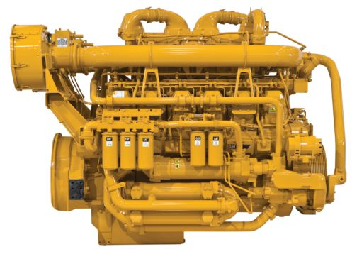 3512C - Industrial Diesel Engines - Lesser Regulated & Non-Regulated