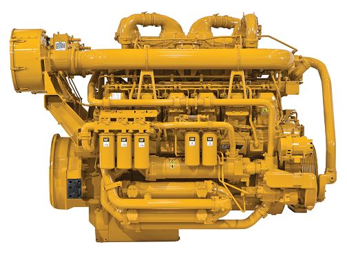 3508B - Industrial Diesel Engines - Lesser Regulated & Non-Regulated