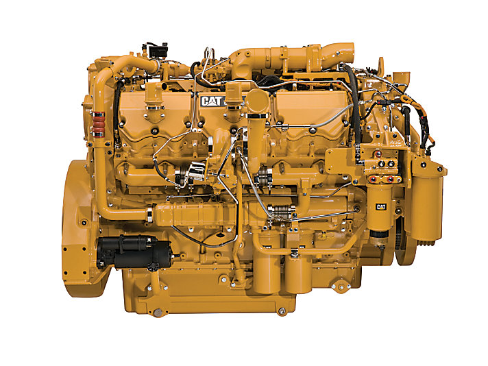 C27 ACERT™ Tier 4 Final Petroleum Engine