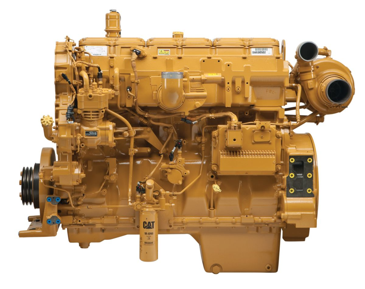 C15 ACERT Land Drilling Engines