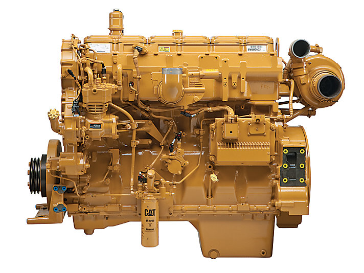 Cat C15 Acert Water Cooled Mainfold Engine Caterpillar