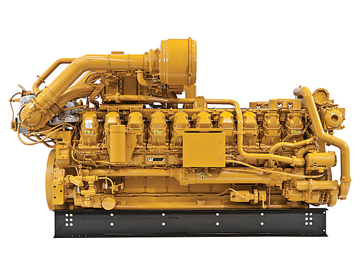 G3520B LE Gas Petroleum Engine