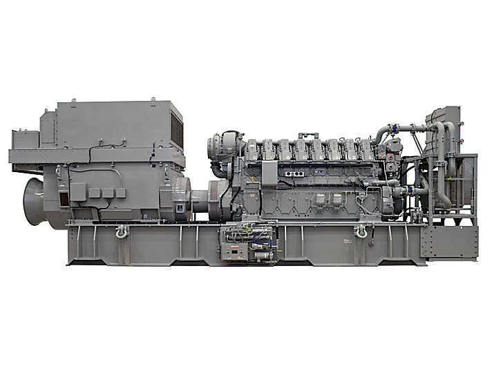 C280-8 近海船舶发电机组