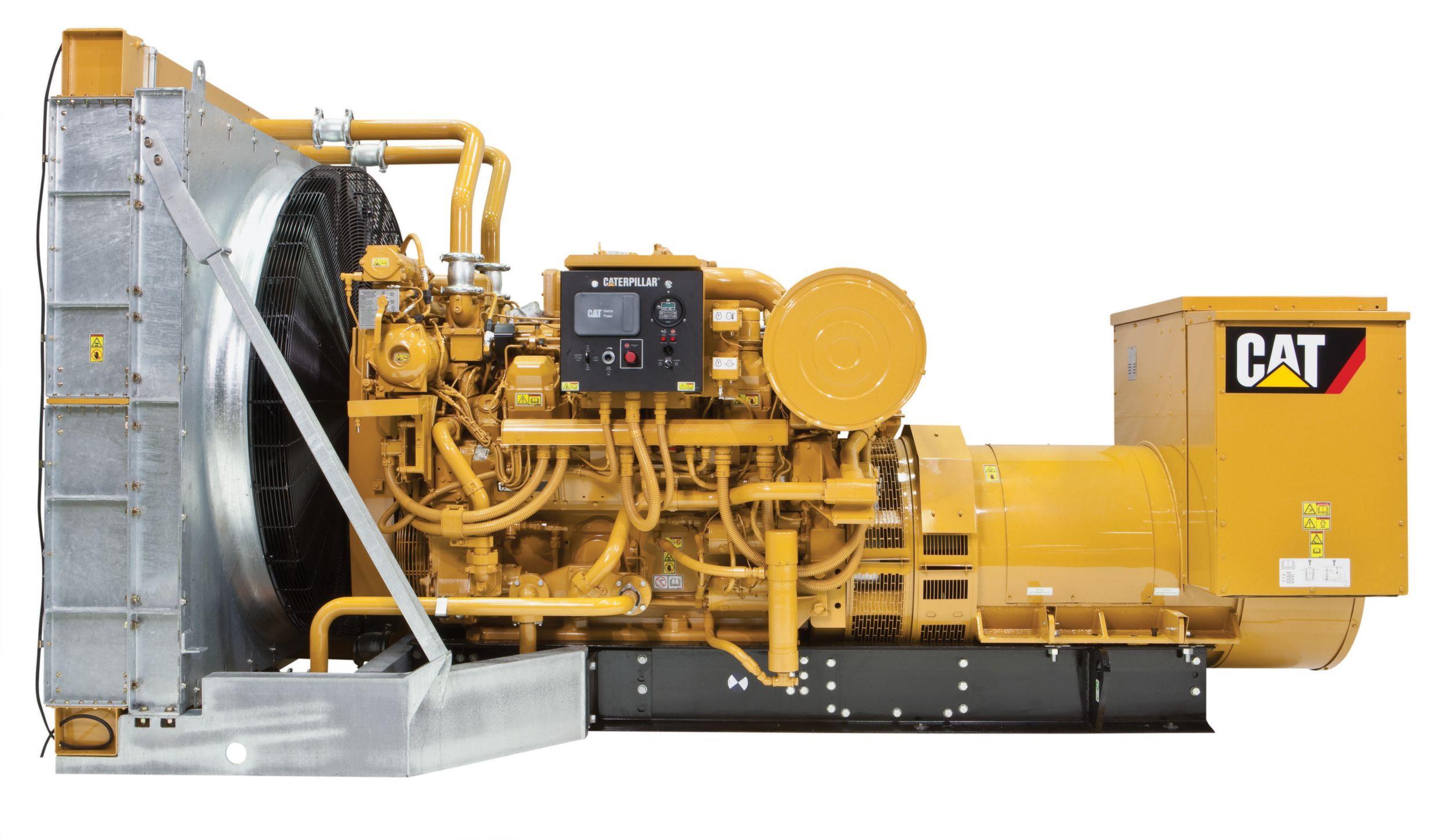 3508B Offshore Generator Set