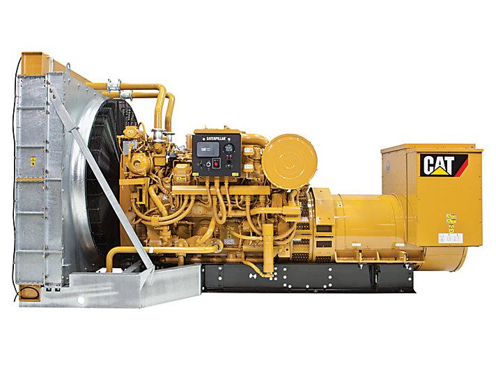 Groupe électrogène offshore 3508B